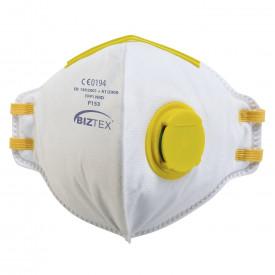 FFP1 Valved Dolomite Fold Flat Respirator